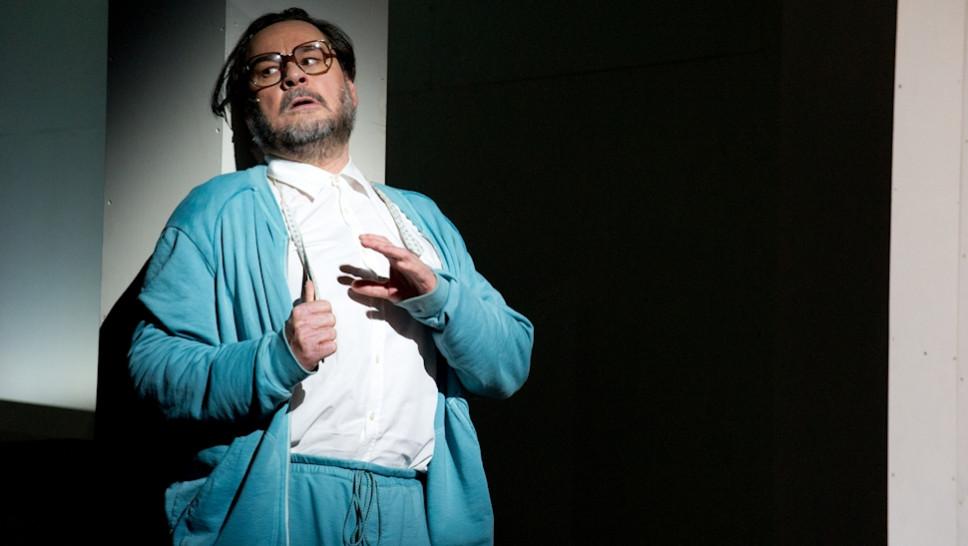 Markus John in »Die Physiker« © Sandra Then