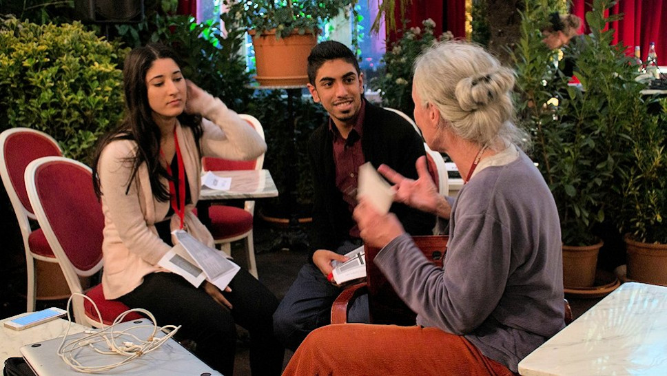Welt-Klimakonferenzm/ Rosemarie Bennsdorf © Lima Shengelia