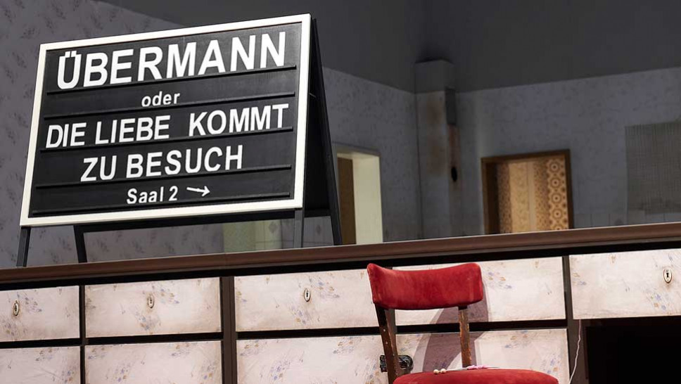 Übermann oder Die Liebe kommt zu Besuch © 2018 / Matthias Horn | Matthias Horn © 2018 / Matthias Horn | Matthias Horn