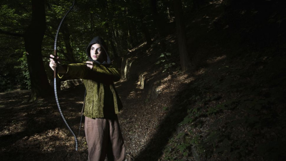 Ankündigungsfoto Robin Hood