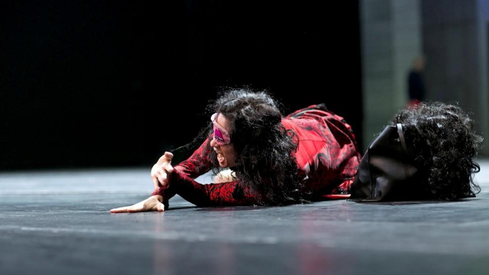 Carmen Disruption (c) D. Baltzer