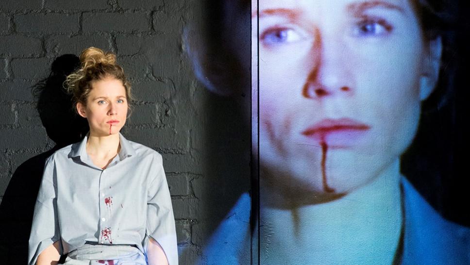 Sophia Vogel in »Apathisch für Anfänger« © Sinje Hasheider, 2016
