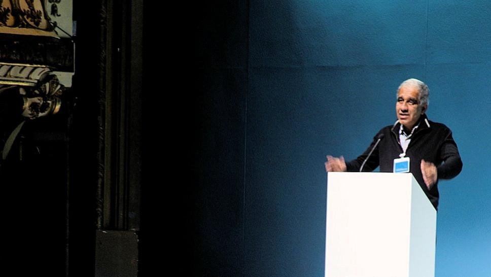 Welt-Klimakonferenz/ Prof. Dr. Mojib Latif © Hanna Le Grand
