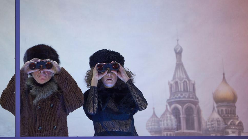 Anna Karenina – allerdings mit anderem Text und auch anderer Melodie