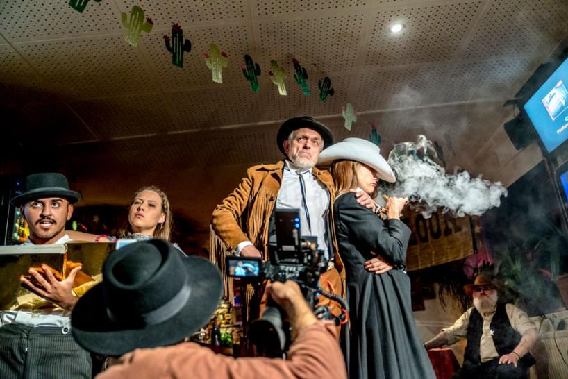 """New Hamburg Festival """"SoliPolis"""" Zonck"""