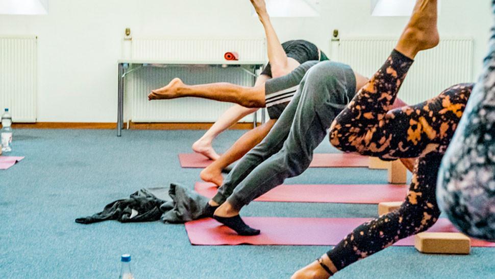 "New Hamburg Festival ""Yoga"""
