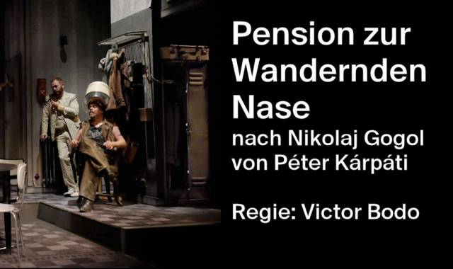 Pension zur Wandernden Nase