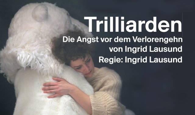 Trilliarden. Die Angst vor dem Verlorengehn.