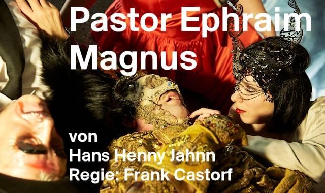 Pastor Ephraim Magnus
