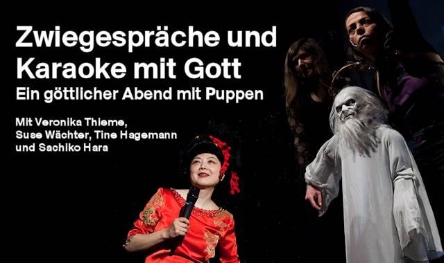 Zwiegespräche und Karaoke mit Gott (c) M. Kohl