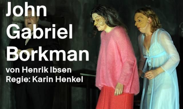 John Gabriel Borkman © Klaus Lefebvre