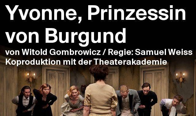 Yvonne, Prinzessin von Burgund