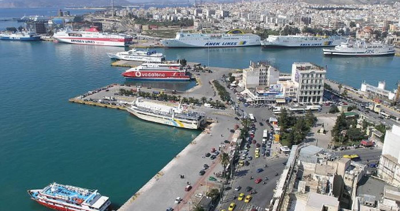 Athens: Port of Piraeus