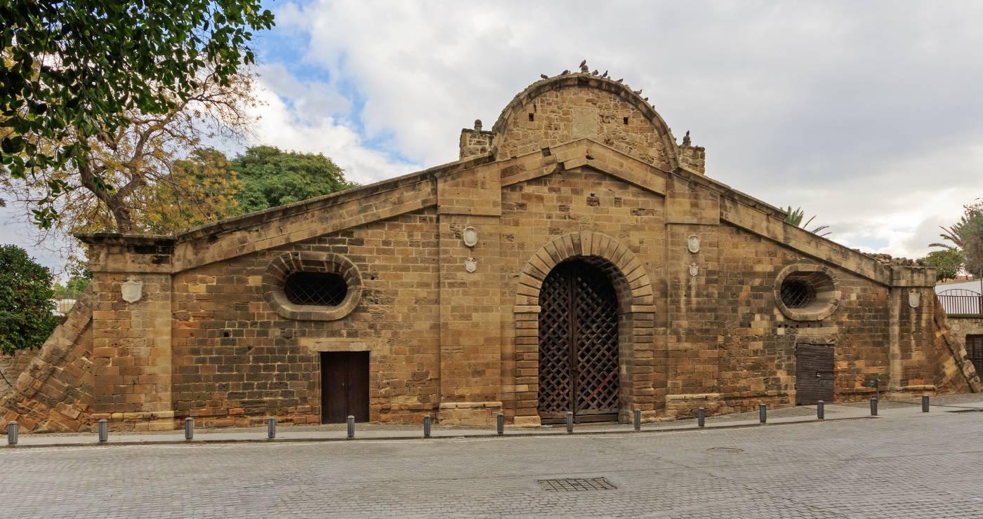 Nicosia: Famagusta Gate