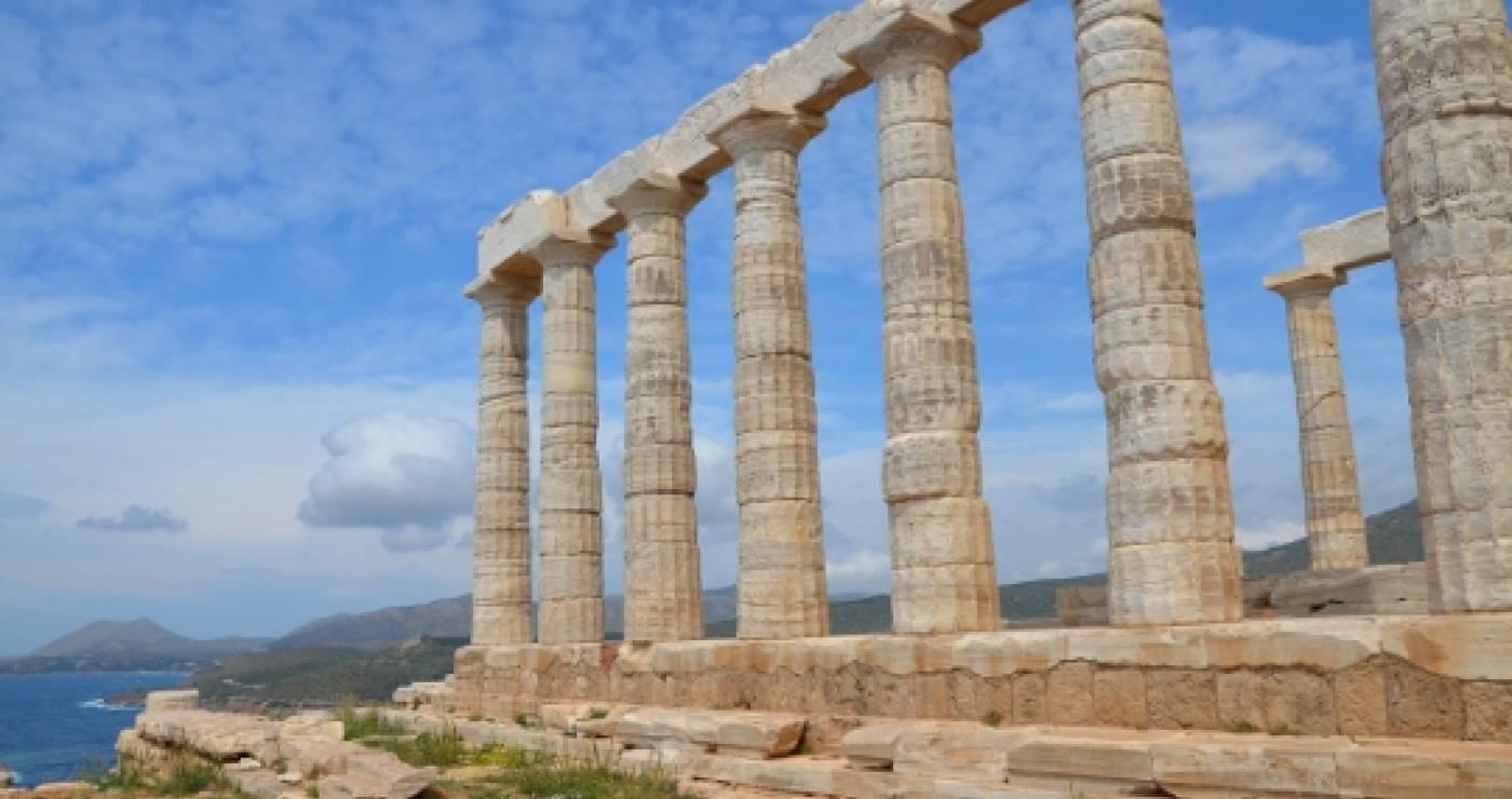 Athens: Temple of Poseidon at Sounio