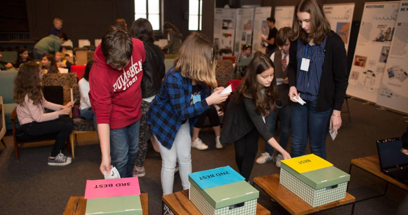 Zagreb: YAA 2016 voting