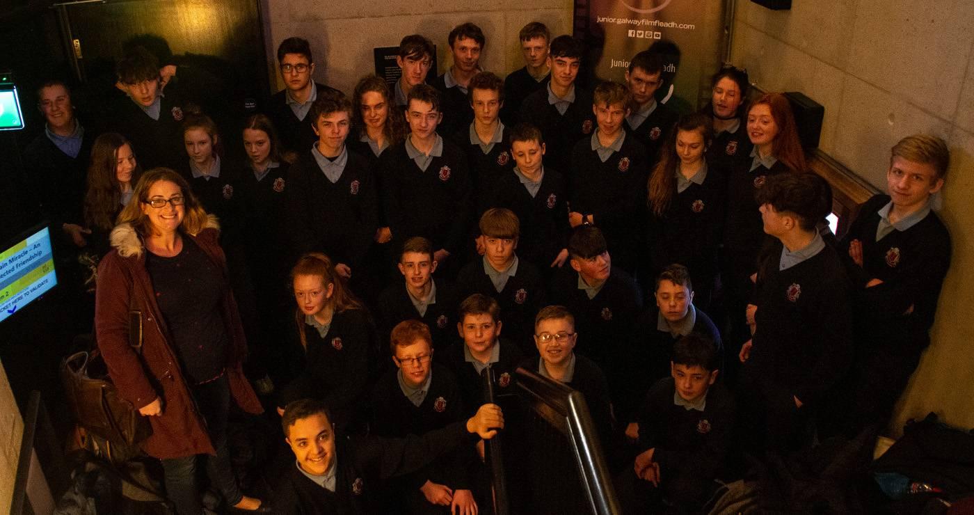 Galway: Junior Film Fleadh
