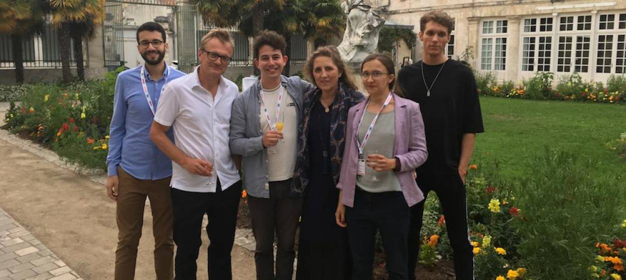 30 Synny Side of the Doc, June 24, 2019, Opening Cocktail of the German Focus