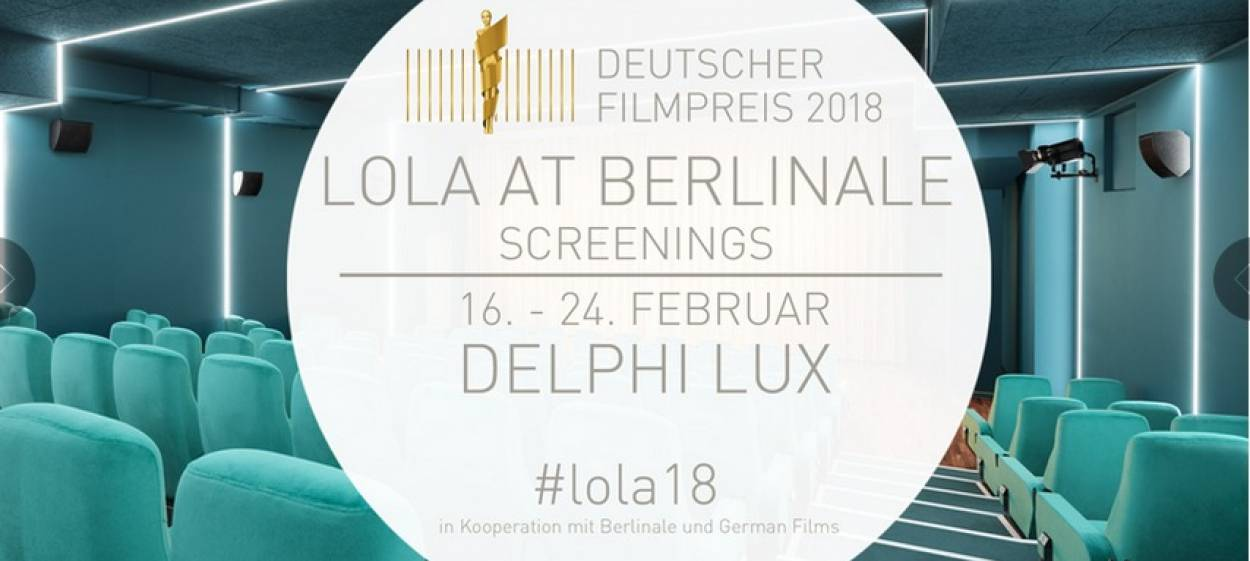 #lola18 at 68 BERLINALE – European Film Market efm