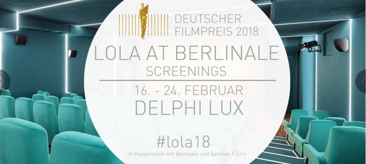 #lola18 at 68 BERLINALE – European Film Market efm