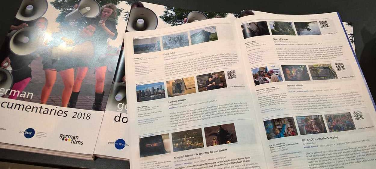 __ check it out at german documentaries booth