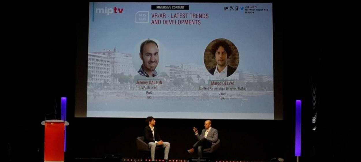 Cannes MIPTV 2018