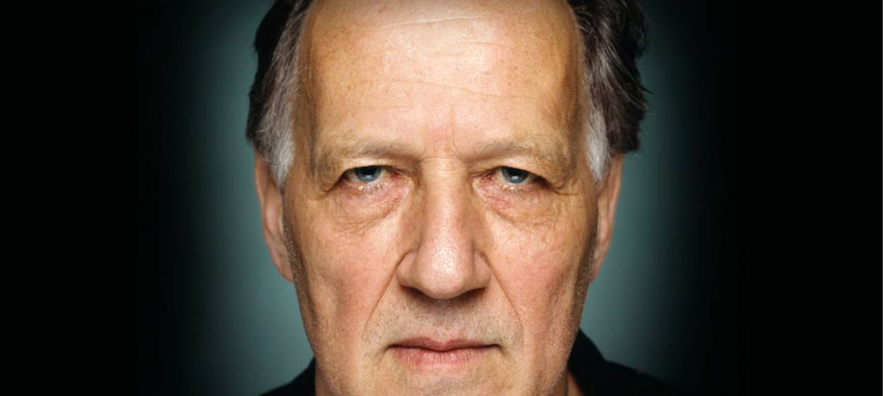 Werner Herzog will be awarded with the Sesterce d'or Prix Raiffeisen Maître du Réel during