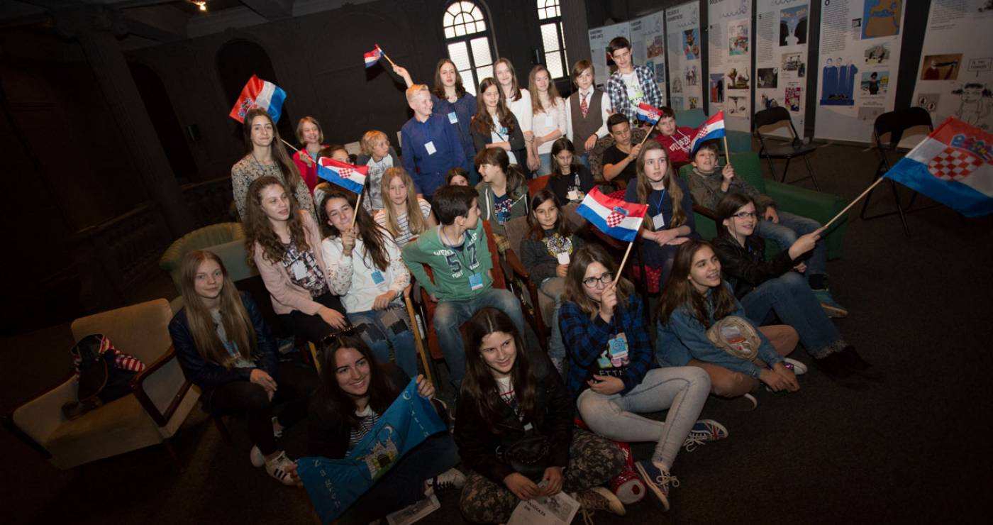 Zagreb: YAA 2016 voting clip
