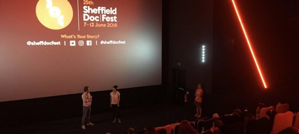 25th Sheffield Doc|Fest