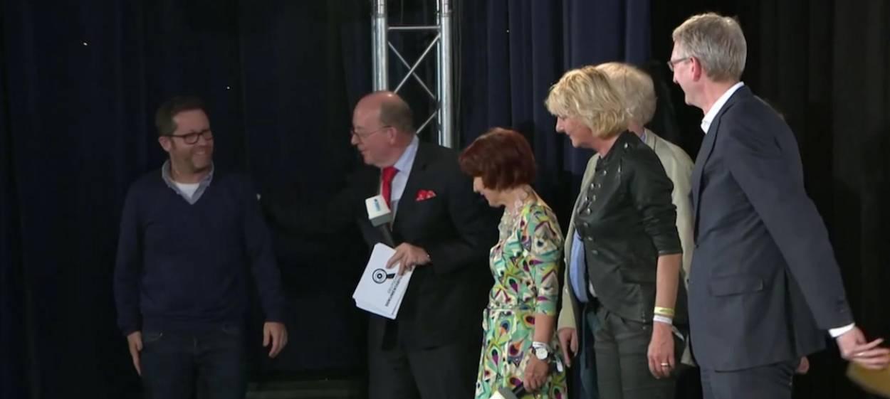 German Documentary Award 2018 — STZ  Readers Jury Prize
