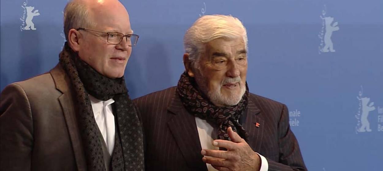 Dominik Wessely & Mario Adorf