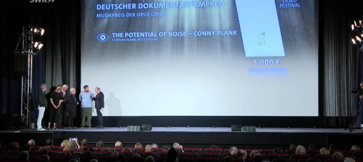 German Documentary Award – The Prize of the Opus GmbH goes to