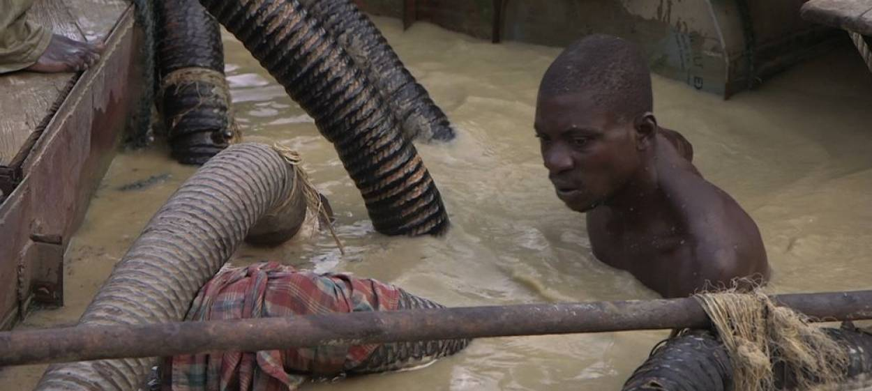 GALAMSEY—FOR A FISTFUL OF GOLD