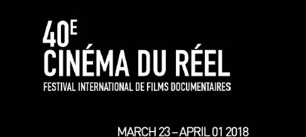 40th Cinéma du Réel