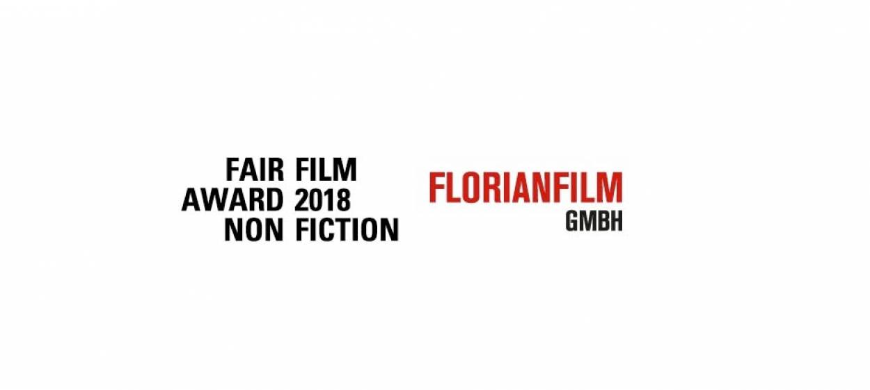 ...and the FairFilmAward Non Fiction goes to FLORIANFILM GMBH