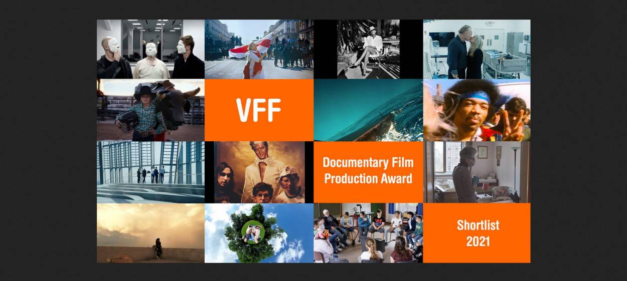 VFF Documentary Film Production Award Nominees 2021