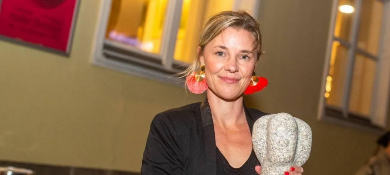 Agnes Lisa Wegner receives the GRANIT 2020