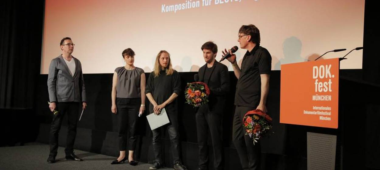 The German Documentary Film Music Award goes to