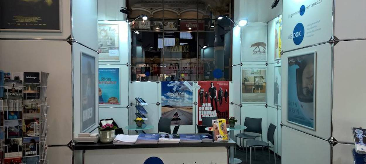 Find us in the Gropius Bau, groundfloor booth 17