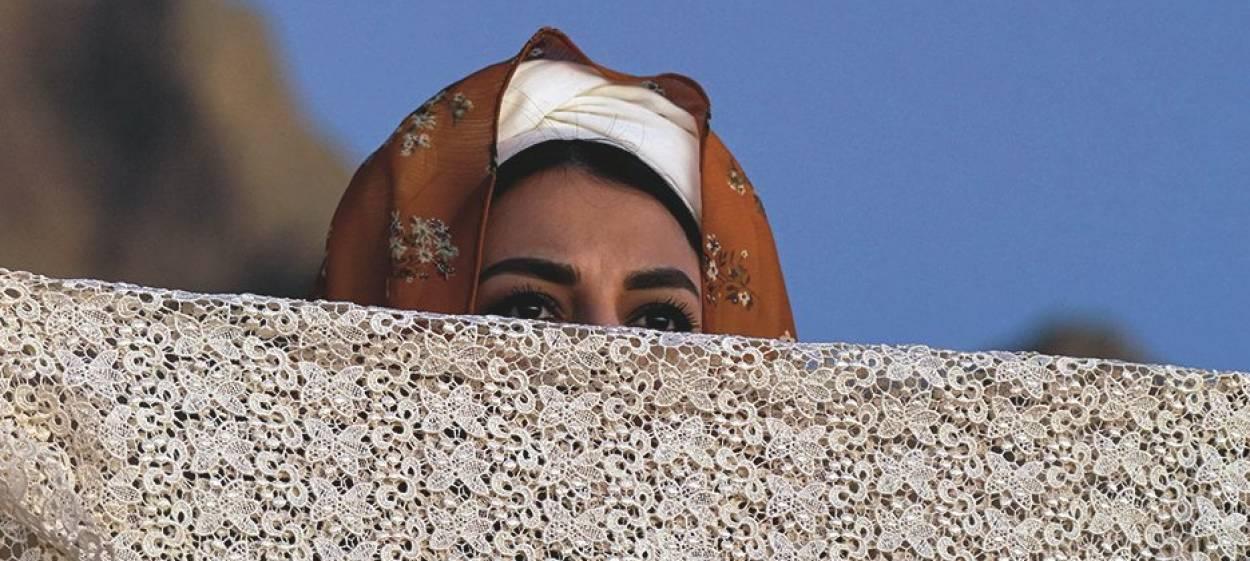 THE FEMALE VOICE OF IRAN
