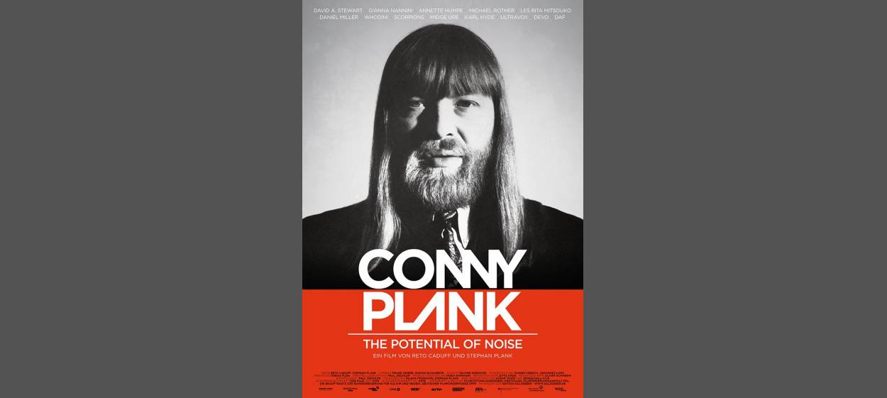 CONNY PLANK — The Potential of Noise