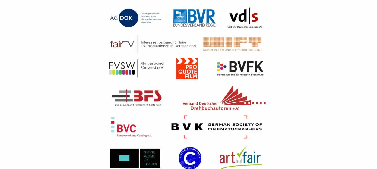 The FairFilmAward Non-Fiction is awarded by these organizations