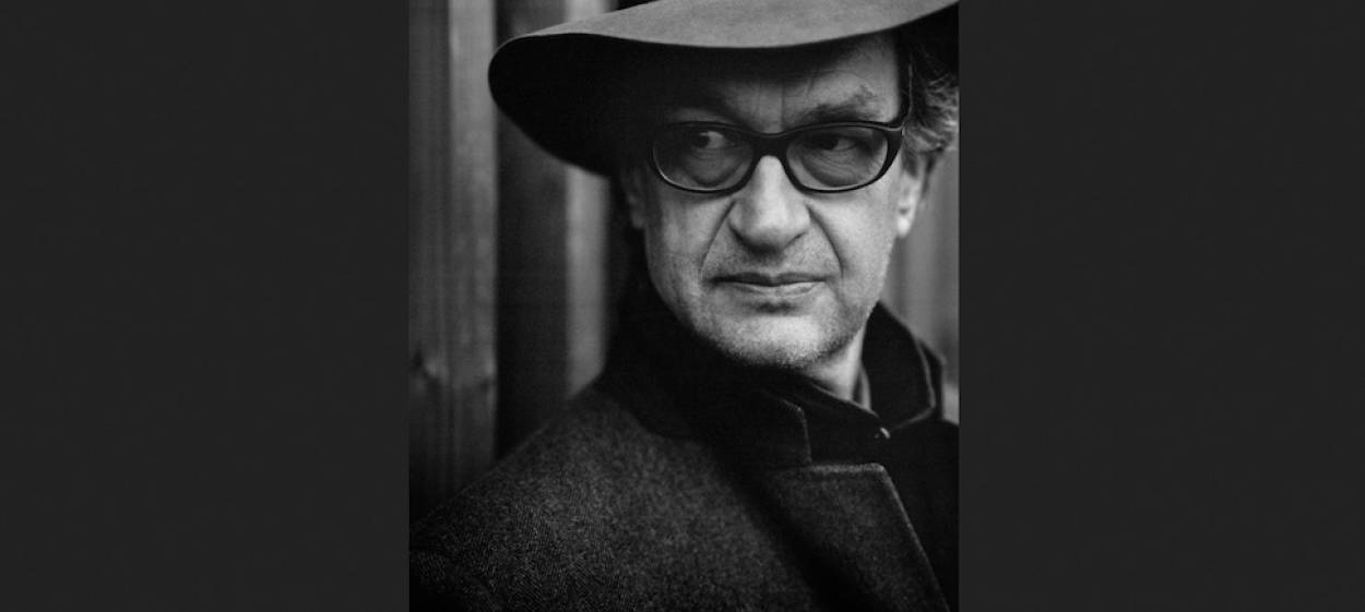WIM WENDERS — Honorary Prize Winner 2021