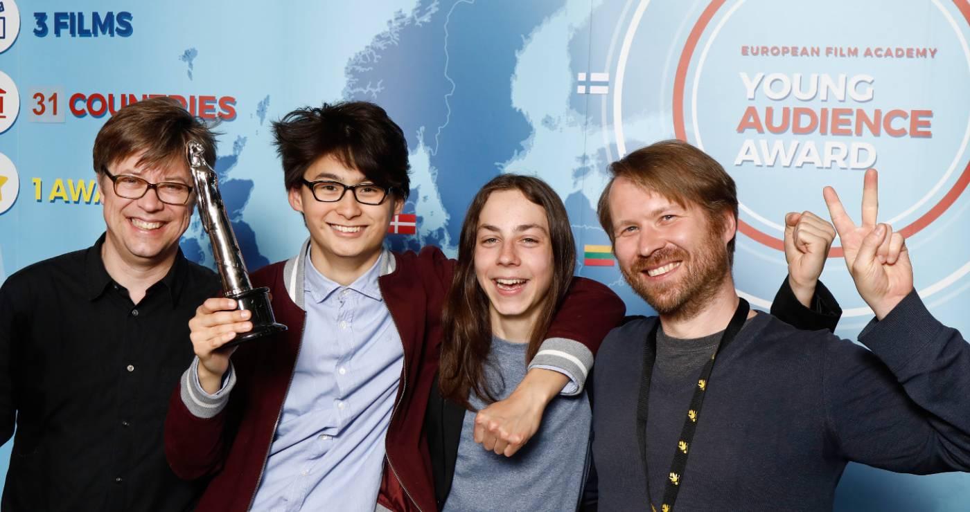 YAA 2017: GOODBYE BERLIN Wins