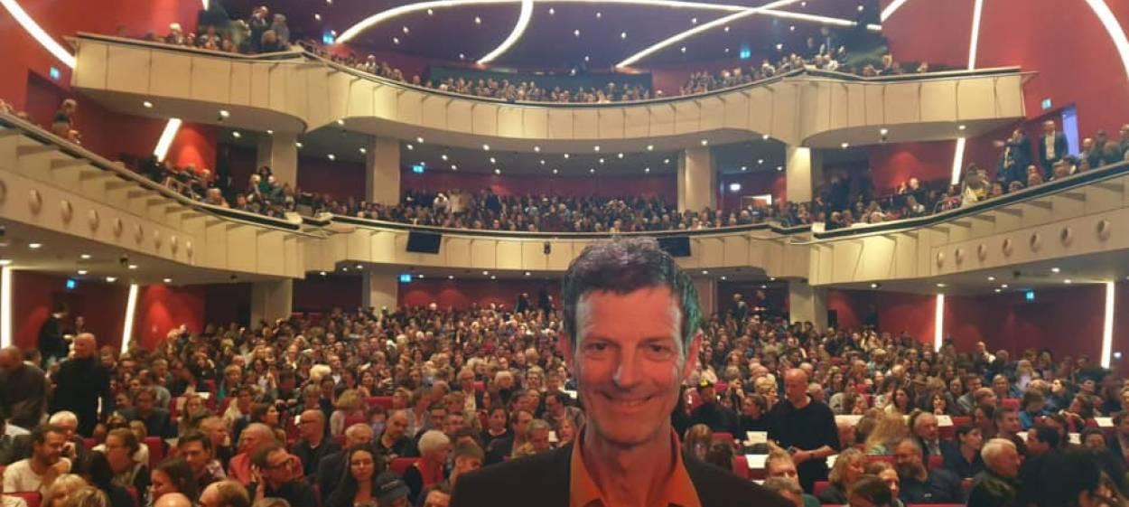Daniel Sponsel opens 34 DOK.fest Munich