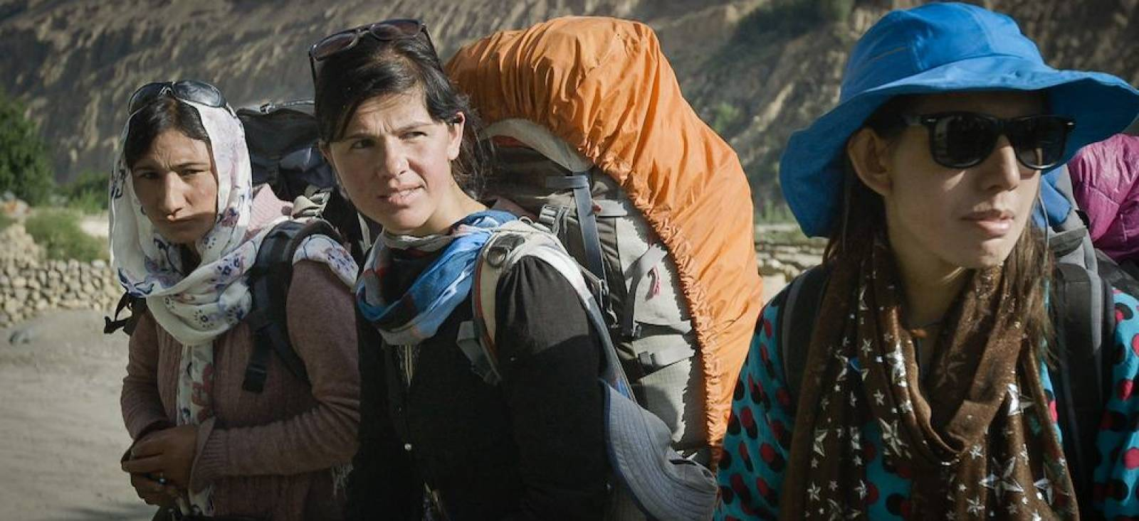 DAUGHTERS OF THE KARAKORUM