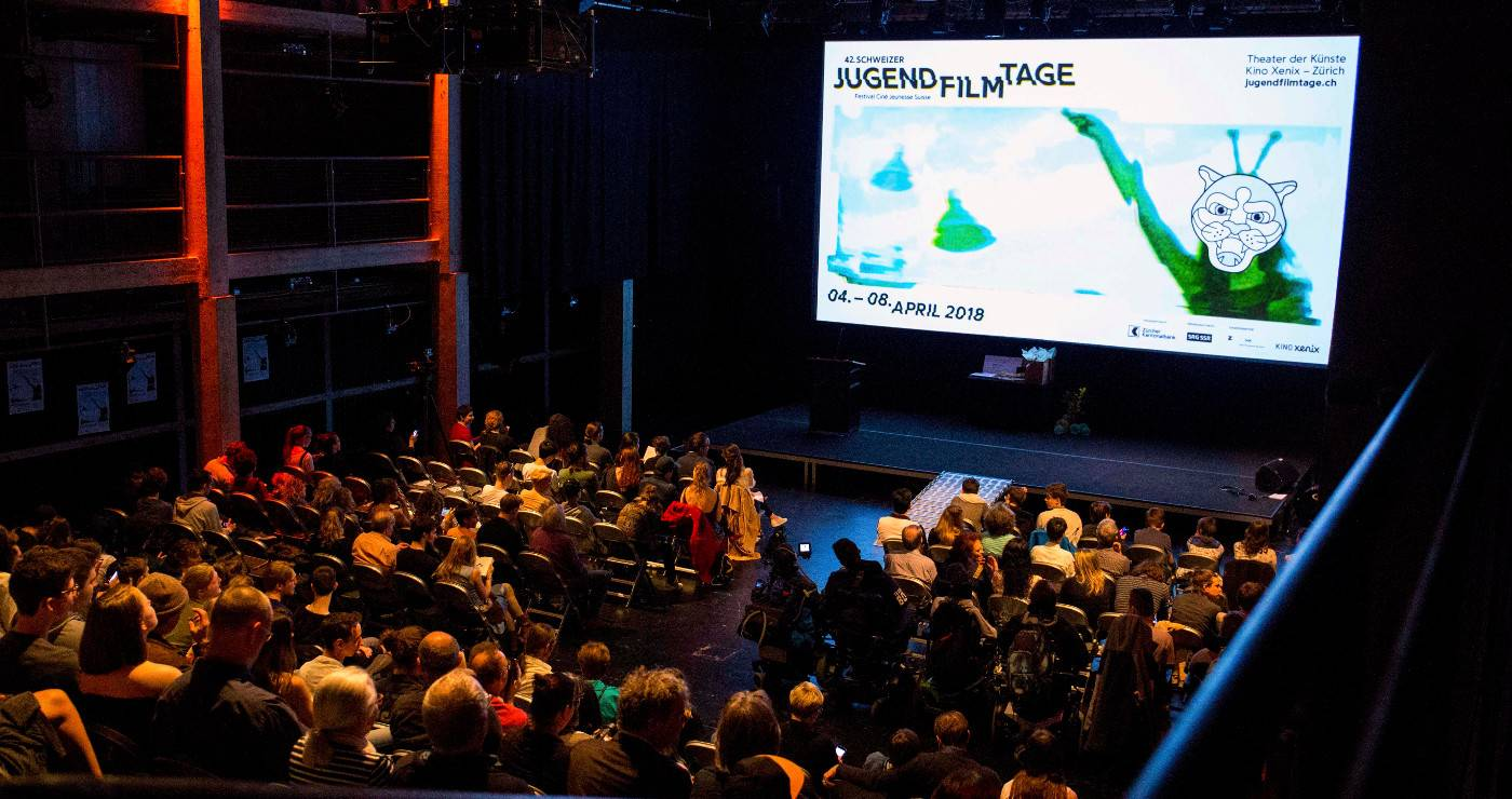 Zurich: Swiss Youth Film Festival