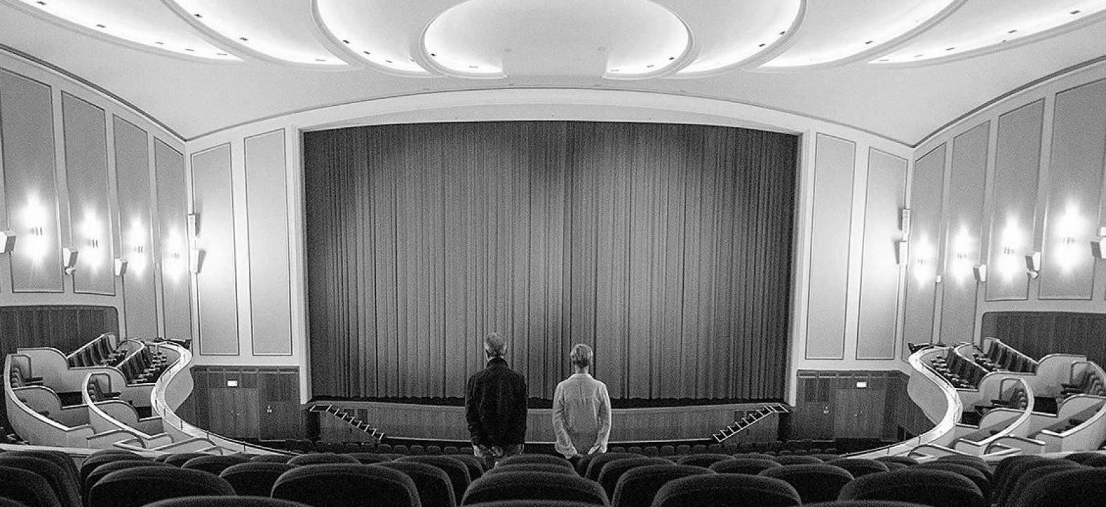 800 TIMES LONELY – ONE DAY WITH GERMAN FILMMAKER EDGAR REITZ