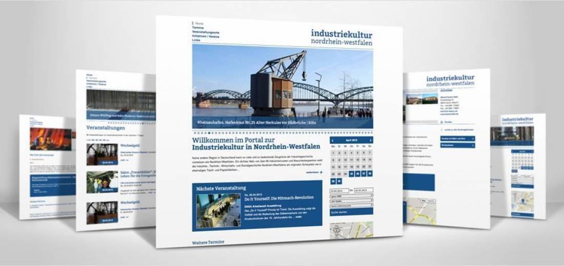 Industriekultur Nordrhein-Westfalen
