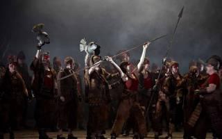 The Trojans - Calendar - Deutsche Oper Berlin